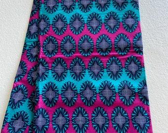 African Fabric Chitenge Baby Wrap Plus Size Zambian Style African Baby Wrap Small