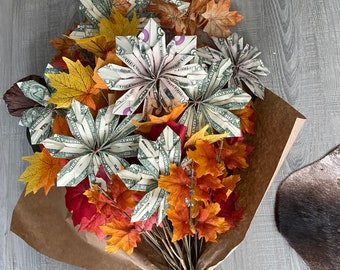 Money Bouquet Etsy