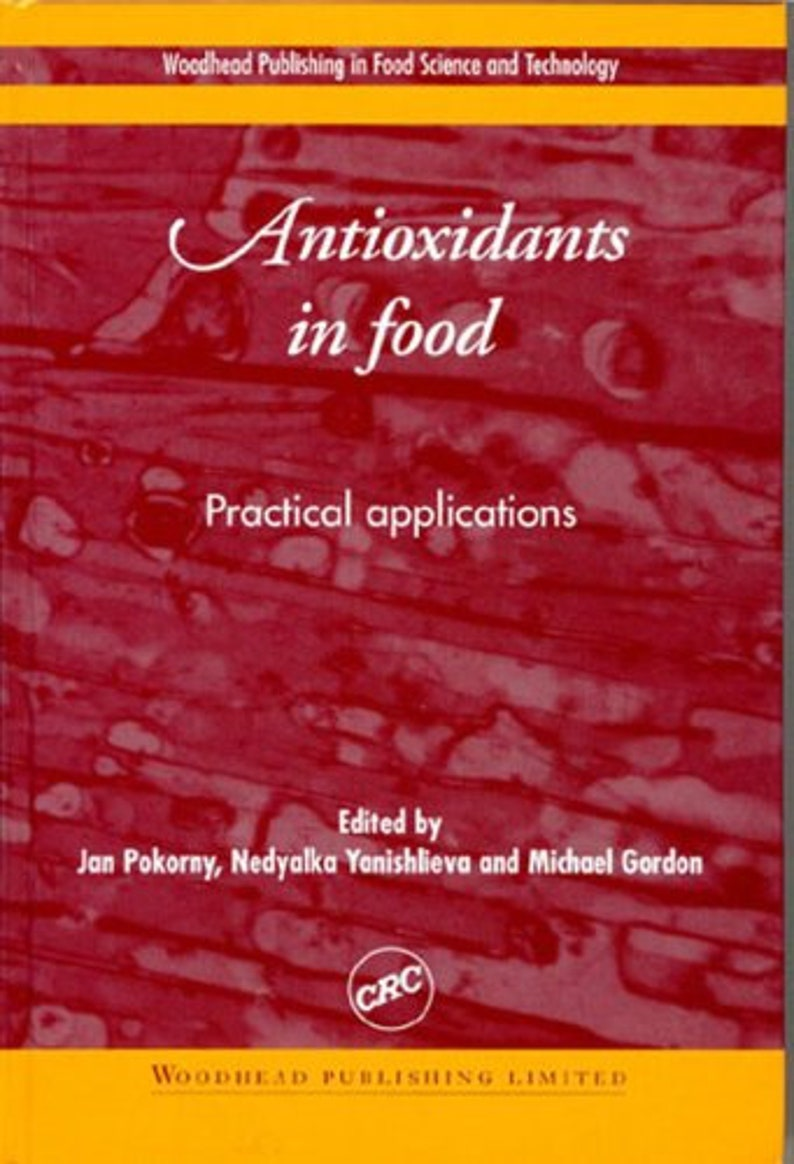 practical applications Ebook Antioxidants in food