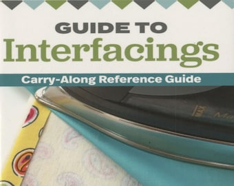 Guide to Know Your Interfacings: Carry-along Reference Guide for Quilters and Sewers - by Kristine Poor - ( L263 )