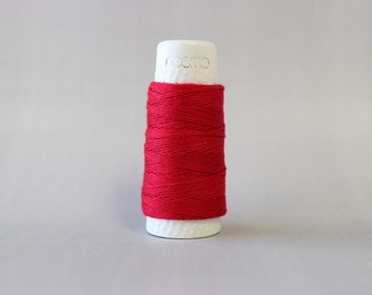 Cosmo Hidamari Sashiko - Solid Thread - 30 Meters - Tulip  - ( 88-007 )