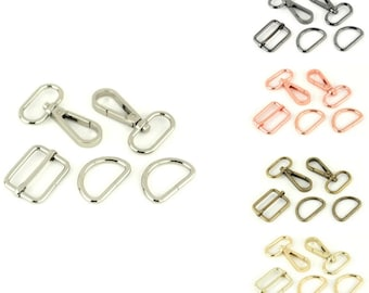 """Basic Hardware Kit - 1-1/2"""" inch - 1.5"""" inch - 38mm - by Sallie Tomato - Decorative - ( STS195 )"""