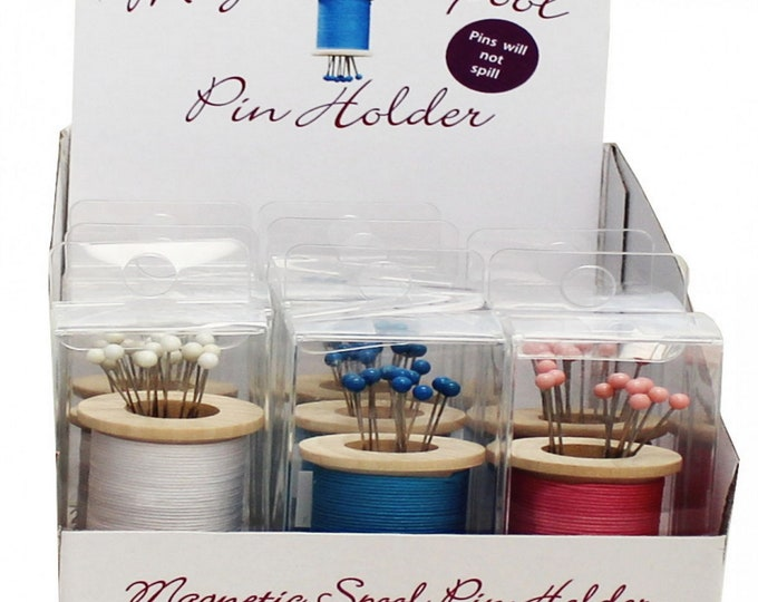 Magnetic Spool Pin Holders - ( 54113A )