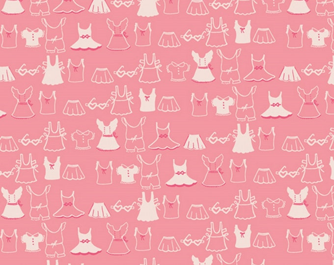 Playing Dress Up - Daydream Collection - Quilting, Apparel, Cotton Fabric - by Patty Basemi for Art Gallery Fabrics - AGF - ( DDR-25446 )