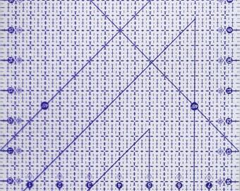 Ruler - My Favorite Mitering Ruler 8in x 24in - ( MM8002 )