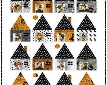 Pattern - Cabin Chills - Quilt Pattern - by J. Wecker Frisch - ( P149-CABINCHILLS )