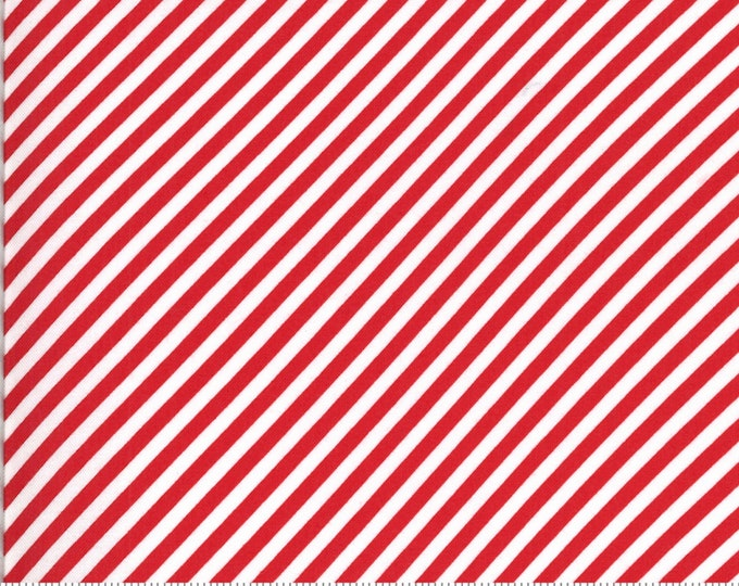 Red - Stripes - Shine On Collection - by Bonnie and Camille - Moda - ( 55215-RED )