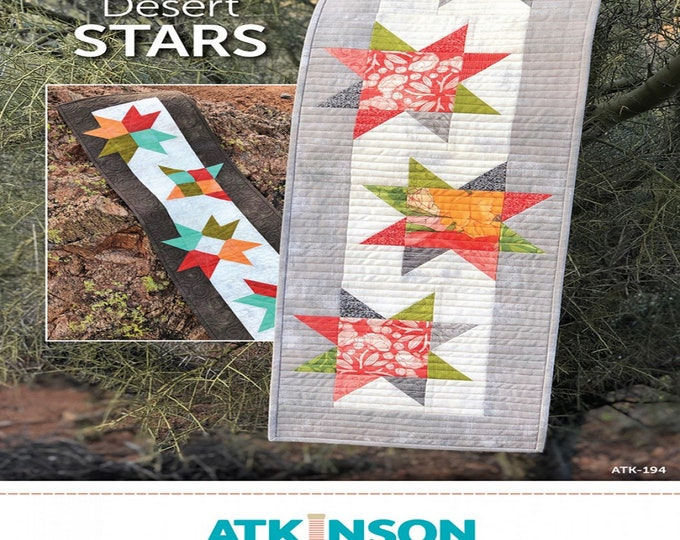 Pattern - Desert Stars - By Terry Atkinson - ( ATK-194 )