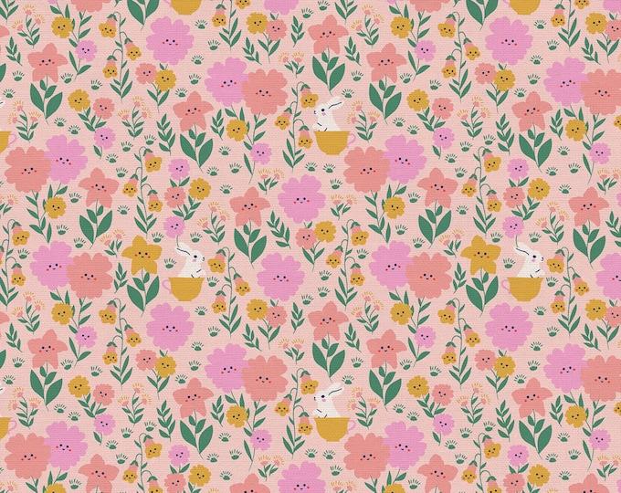 Mad Tea Party - Alice in Wonderland - Pink - by Bikini sous la Pluie Collection - Paint Brush Studios - ( 120-21915 )
