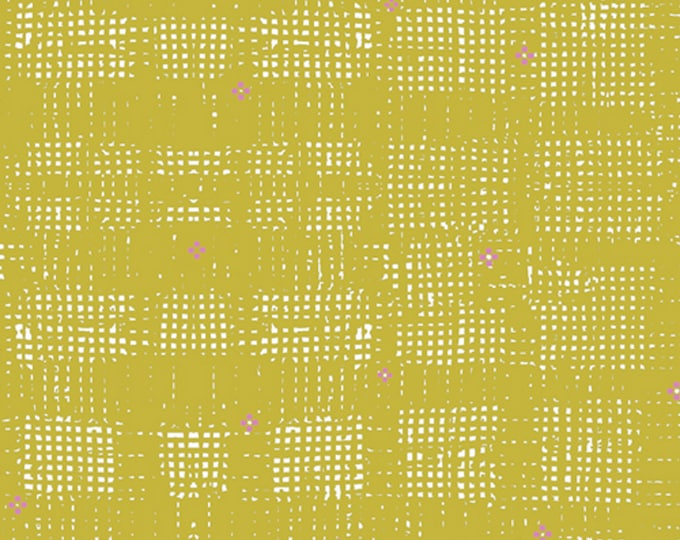 Evanescence Flash - GRID Collection - Quilting Cotton Fabric - by Katarina Roccella for Art Gallery Fabrics - AGF - ( GRI-40405 )