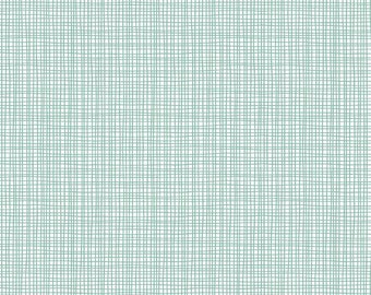 Sleep Tight Starry Night Collection - Mint - Weave - Quilting - by Gabrielle Neil Design Studio for Riley Blake Designs - ( C10265-MINT )