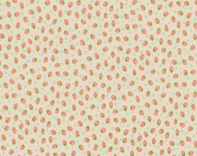 Pastel - Strawberries - Little Strawberry Generation Collection - by Atsuko Matsuyama - ( AMSTRAW-PASTEL )