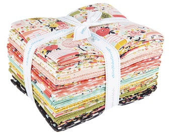 Joy in the Journey Collection - Fat Quarter Bundle - 18 Fabrics - by Dani Mogstad for Riley Blake Designs - ( FQ-10680-18 )