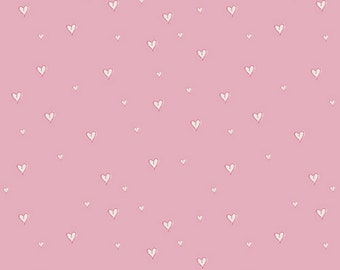 Girl At Heart - Daydream Collection - Quilting Cotton Fabric - by Patty Basemi for Art Gallery Fabrics - AGF - ( DDR-25441 )