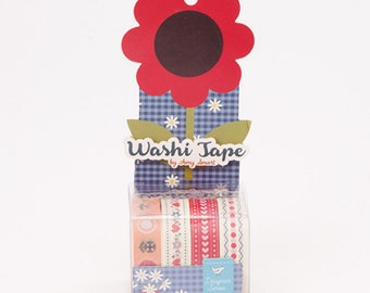 Washi Tape - Gretel Collection - by Amy Smart of Diary of a Quilter for Riley Blake Designs - ( ST-11344 )