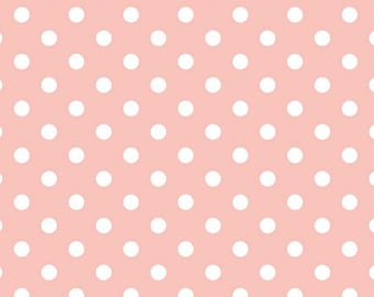 Pink - Notting Hill - Dots - by Amy Smart for Riley Blake Designs - ( C10203-PINK )