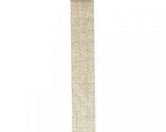 "Stephanoise Trim - Linen - 1"" inch Width - 25mm - Sold By the Yard: 36"" x 43"" - ( PFA20533-25 )"