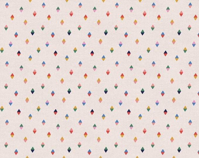 Mad Tea Party - Alice in Wonderland - Cream - by Bikini sous la Pluie Collection - Paint Brush Studios - ( 120-21919 )