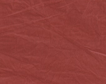 Muslin - Coral - Aged - Cotton - by Marcus Fabrics - ( 7031-0111-CORAL )