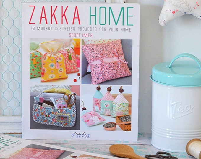 Sedef Imer Zakka Home Book