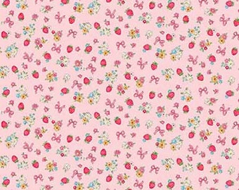 Dear Little World: Margaret & Sophie III Collection - Pink - Quilt Gate - ( QUGLW2000-14B )