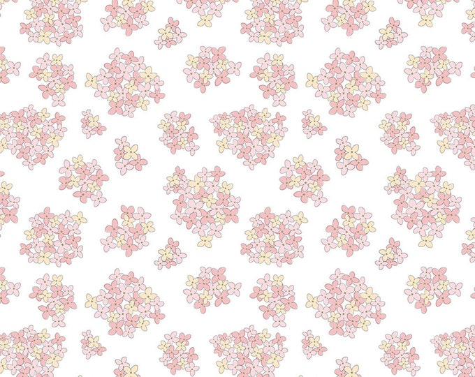 White - Almost Heaven - Country Roads Collection - Quilting Cotton Fabric - by Poppie Cotton Fabrics - ( CR20153 )