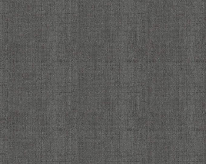 Dark Gray - Linen - Riley Blake Designs - ( LN300-DKGRAY )