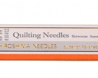 Quilting Needles Between Assorted - ** Needle Sizes in Description ** - ( THN-089E )