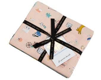 Whatnot Collection - Fat Quarter Bundle - 19 Fabrics - by Rashida Coleman's Hale of Ruby Star Society - ( RS1012FQ )