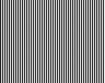 Black and White - 1/8 Eighth Inch Stripe - Quilting Cotton Fabric - Riley Blake Designs - ( C495-BLACK )