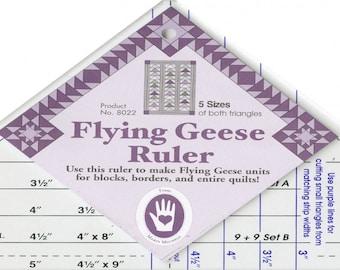 Flying Geese Ruler - Mini Quilt Ruler - ( MM8802 )