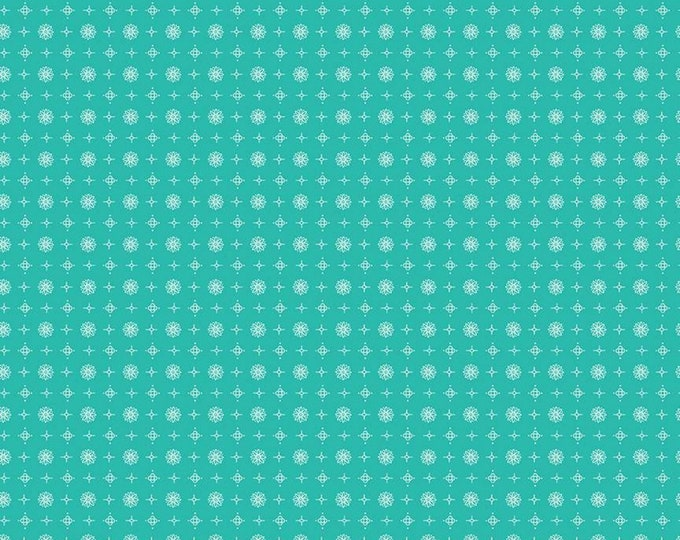 SALE - Vivid - Vintage - Prim Collection - Quilting Fabric - Lori Holt of Bee in My Bonnet for Riley Blake Designs - ( C9706-VIVID )