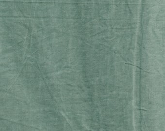 Muslin - Teal - Aged - Cotton - by Marcus Fabrics - ( 7696-0117-TEAL )