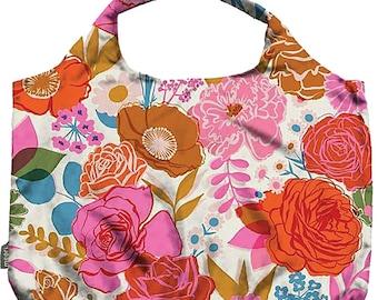 Pocket Shopper - Ivory Bloom - by Melody Miller of Ruby Star Society - Meori - ( A100789 )