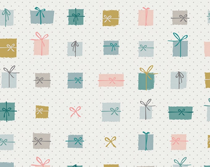 Gifted - Little Town Collection - Quilting, Apparel, Cotton Fabric - by Amy Sinibaldi for Art Gallery Fabrics - AGF - ( LTO-9239 )