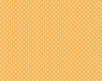 SALE - Daisy - Posy - Prim Collection - Quilting Cotton Fabric - Lori Holt of Bee in My Bonnet for Riley Blake Designs - ( C9702-DAISY )