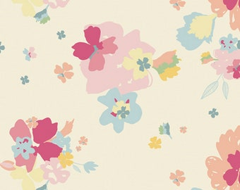 Sweet Dreamland - Daydream Collection - Quilting, Apparel, Cotton Fabric - by Patty Basemi for Art Gallery Fabrics - AGF - ( DDR-25442 )