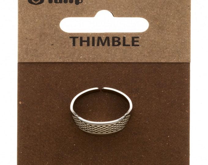 Thimble - Adjustable Ring - ( SN-008e )