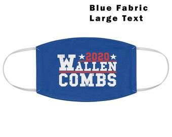 Wallen Combs 20 Bleached Tee Morgan Wallen Luke Combs Etsy