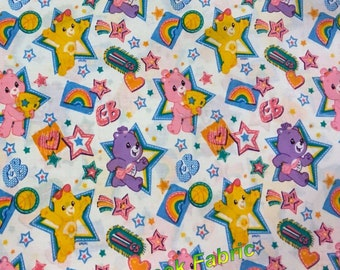 One PCS Cotton Fabric Pre-Cut Cotton cloth Fabric for Sewing Pony printing