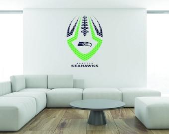 Football Team Football Player living room Wall Stickers Art Wall Decal UK 284