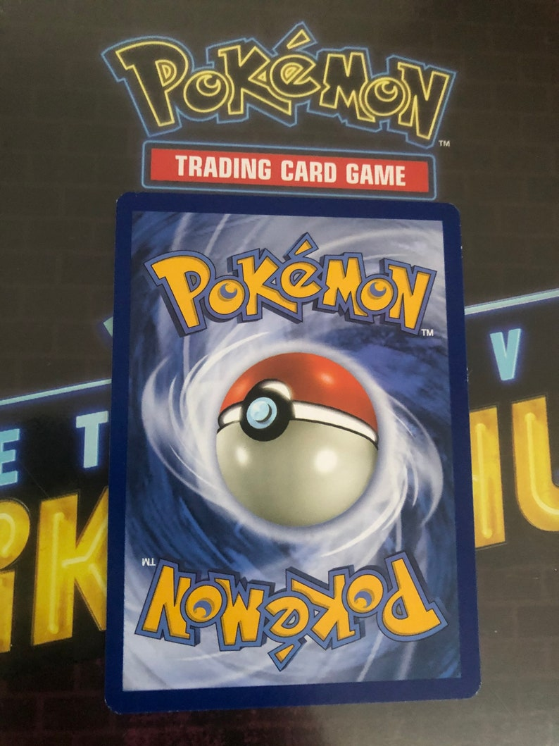 Dark Charizard *1ST EDITION* 482 Team Rocket Pokemon Card *handmade* PROXY