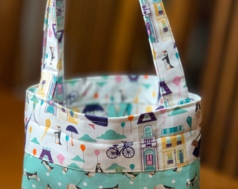 Practically perfect tote bag-Mary Poppins tote bag-cool tote bag-shopping bag-christmas gift-gift idea-gift for her-birthday gift-NPTS112