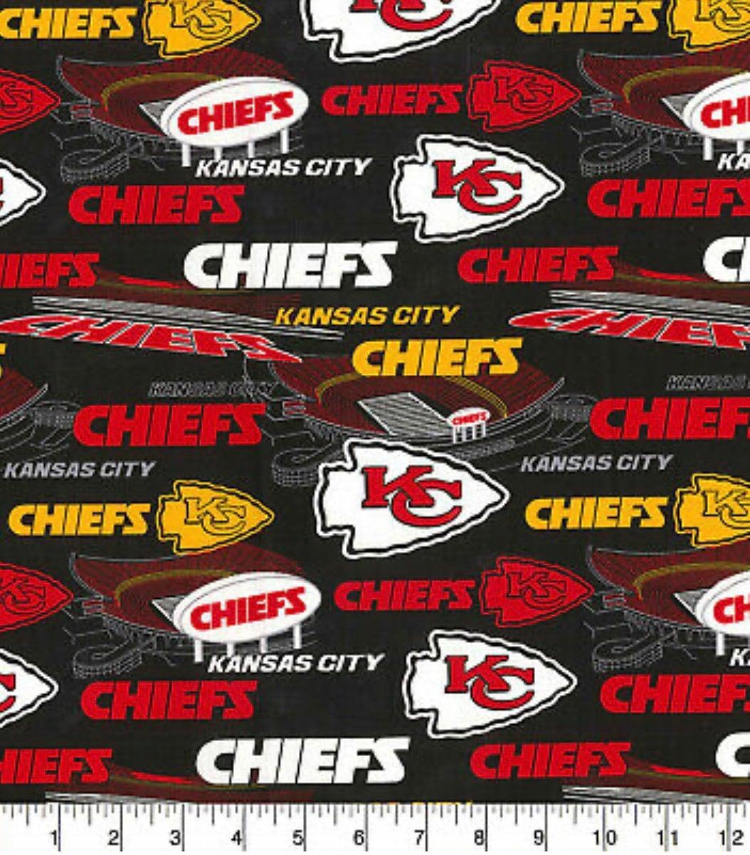 Kansas City Chiefs Cotton Fabric