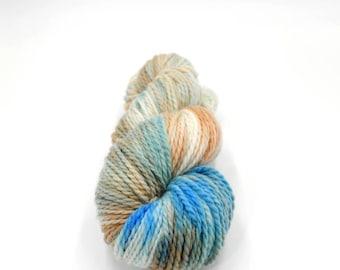 Beaches   Aran Weight    100% Superwash Merino Wool