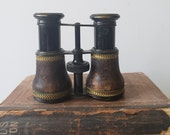 Opera Binoculars. French Theater glasses. Original.