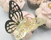 Pack of 6 butterflies