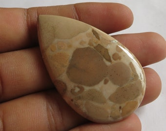 jewelry 29ct 33x21x7 MM one side flat semi precious handmade hand polish gemstone jmk-2318 Natural Brecciated Mookaite Cabochon gemstone