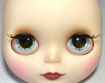 Eye chips 14mm art doll, blythe doll, eyechips Blythe.