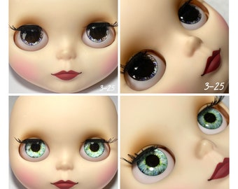 Eye chips 14mm for art doll Blythe custom doll
